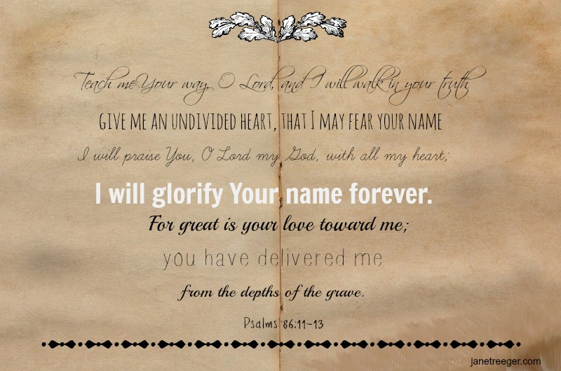 Glorify Your name forever - 2